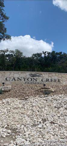 LOT 12 & 13 Canyon Rim, Helotes, TX 78023 (MLS #1433094) :: Reyes Signature Properties