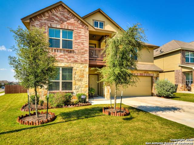 505 Saddle Cove, Cibolo, TX 78108 (#1433100) :: The Perry Henderson Group at Berkshire Hathaway Texas Realty