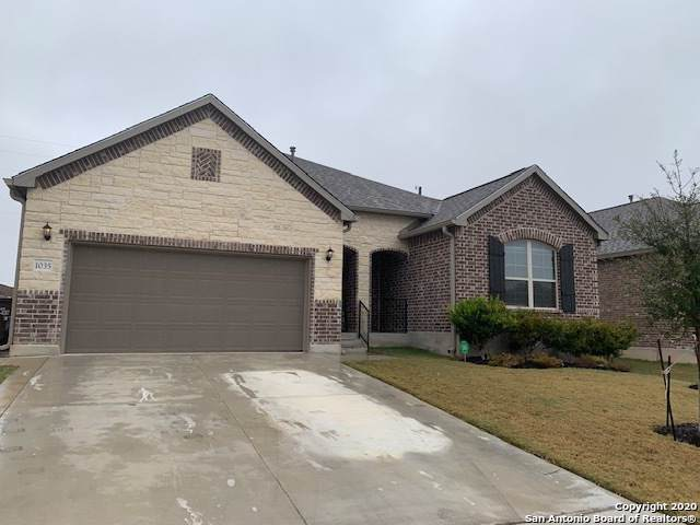 1035 Ranch Falls, San Antonio, TX 78245 (MLS #1433103) :: NewHomePrograms.com LLC