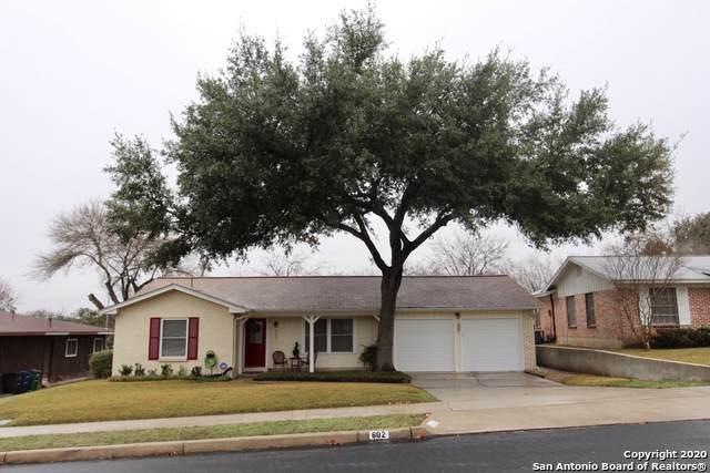 602 Northstar Dr, San Antonio, TX 78216 (MLS #1433138) :: Reyes Signature Properties