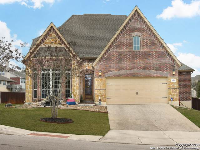3811 Majestic Sage, San Antonio, TX 78261 (#1433214) :: The Perry Henderson Group at Berkshire Hathaway Texas Realty
