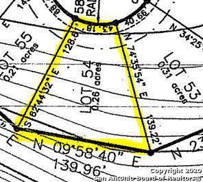 LOT 54 Alex Circle, Boerne, TX 78006 (MLS #1433233) :: Reyes Signature Properties