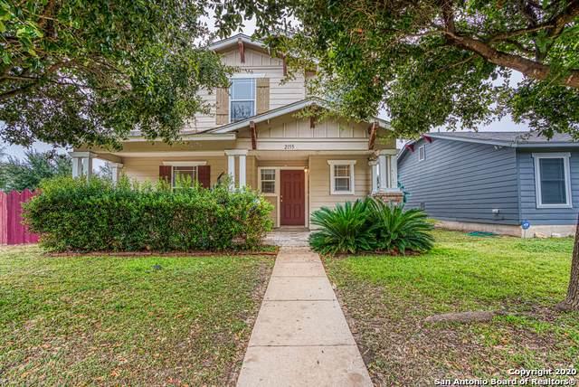 2155 Sunbird Pass, San Antonio, TX 78224 (#1433263) :: The Perry Henderson Group at Berkshire Hathaway Texas Realty