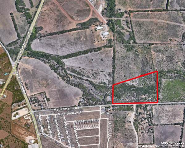 18.24 ACRES Mauermann Rd, San Antonio, TX 78224 (#1433298) :: The Perry Henderson Group at Berkshire Hathaway Texas Realty