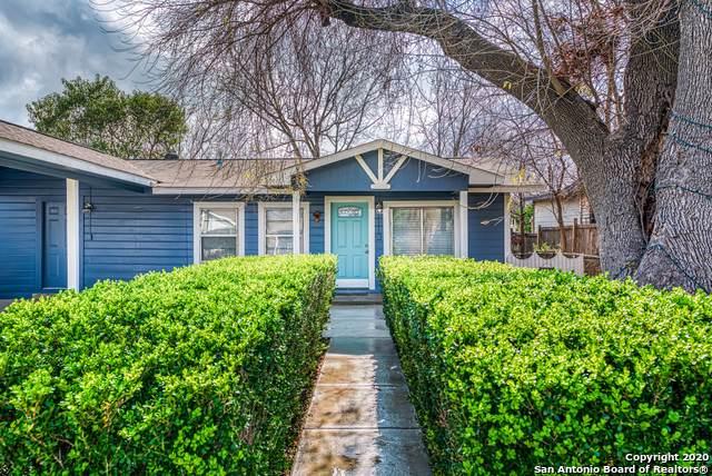 422 Bangor Dr, San Antonio, TX 78228 (#1433349) :: The Perry Henderson Group at Berkshire Hathaway Texas Realty