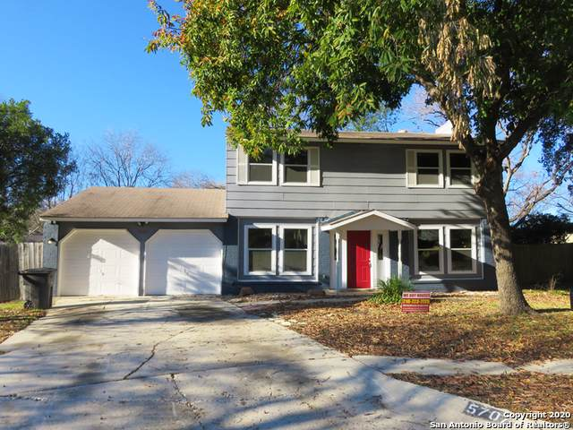 5707 Charwood Dr, San Antonio, TX 78233 (MLS #1433359) :: Alexis Weigand Real Estate Group