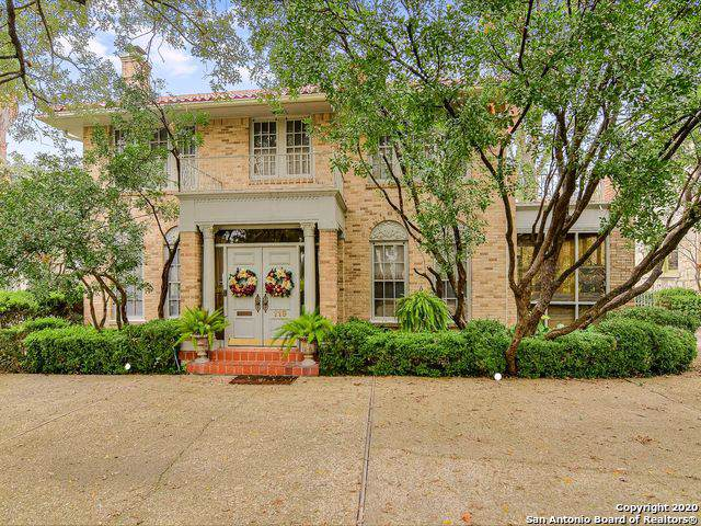 119 E Hollywood Ave, San Antonio, TX 78212 (#1433366) :: The Perry Henderson Group at Berkshire Hathaway Texas Realty