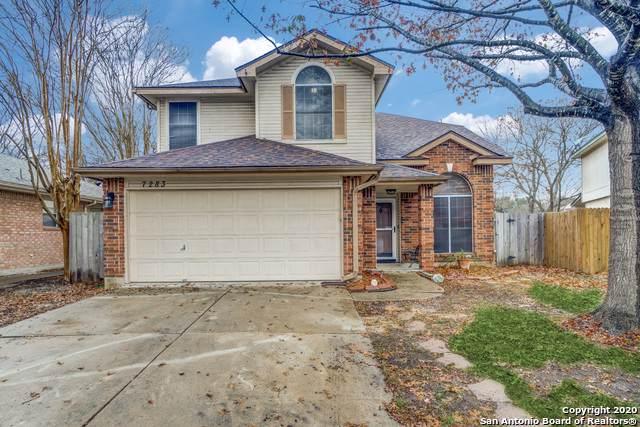 7283 Burns Way, San Antonio, TX 78250 (MLS #1433439) :: Alexis Weigand Real Estate Group