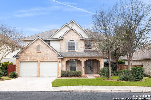2614 Manor Ridge Ct, San Antonio, TX 78258 (MLS #1433466) :: Tom White Group