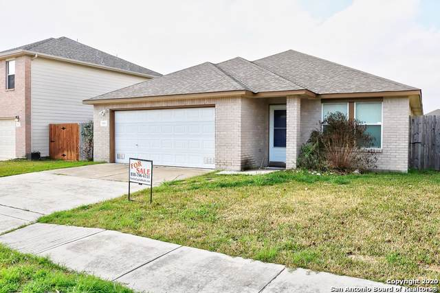 7315 Copper Cv, Converse, TX 78109 (#1433471) :: The Perry Henderson Group at Berkshire Hathaway Texas Realty