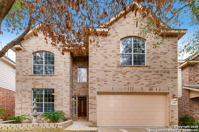 1207 Ganton Ln, San Antonio, TX 78260 (MLS #1433555) :: Alexis Weigand Real Estate Group