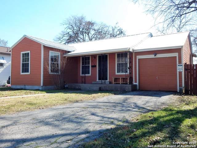 318 Haggin St, San Antonio, TX 78210 (#1433576) :: The Perry Henderson Group at Berkshire Hathaway Texas Realty