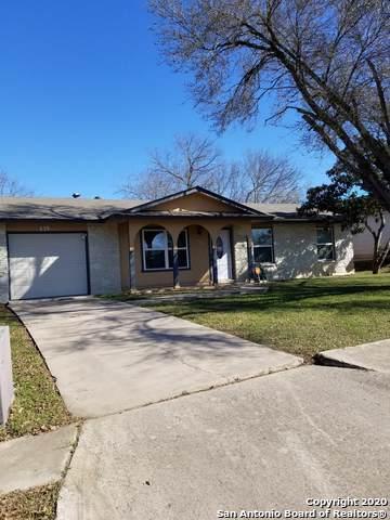 419 Berry Hill, San Antonio, TX 78227 (MLS #1433591) :: NewHomePrograms.com LLC