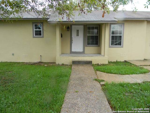 2622 W Huisache Ave, San Antonio, TX 78228 (MLS #1433631) :: Alexis Weigand Real Estate Group