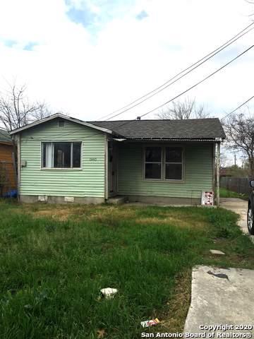 1445 Delgado St, San Antonio, TX 78207 (#1433653) :: The Perry Henderson Group at Berkshire Hathaway Texas Realty
