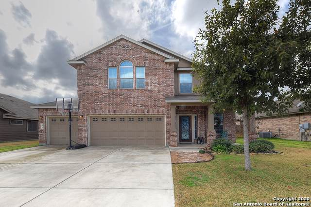 277 Escarpment Oak, New Braunfels, TX 78130 (#1433690) :: The Perry Henderson Group at Berkshire Hathaway Texas Realty