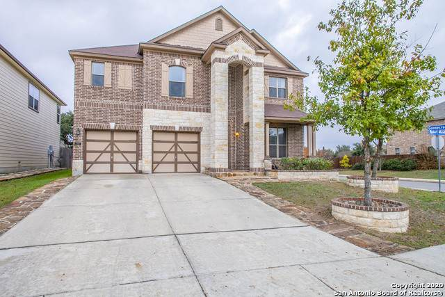7707 Robert Mondavi, San Antonio, TX 78253 (#1433716) :: The Perry Henderson Group at Berkshire Hathaway Texas Realty