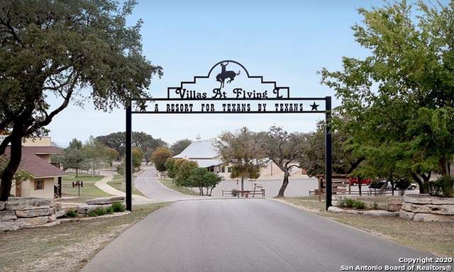 LOT #54 Bottle Springs, Bandera, TX 78003 (MLS #1433719) :: Exquisite Properties, LLC
