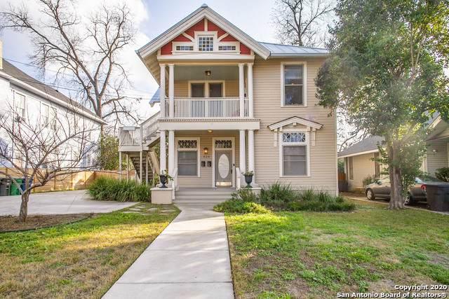 424 W Magnolia Ave, San Antonio, TX 78212 (MLS #1433722) :: Berkshire Hathaway HomeServices Don Johnson, REALTORS®