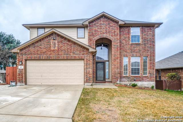603 Point Valley, San Antonio, TX 78253 (#1433733) :: The Perry Henderson Group at Berkshire Hathaway Texas Realty