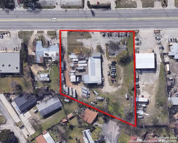 1252 Bandera Rd, San Antonio, TX 78228 (#1433752) :: The Perry Henderson Group at Berkshire Hathaway Texas Realty