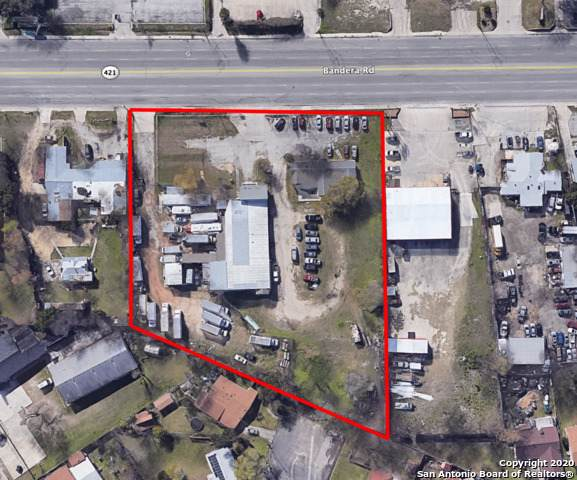 2.16 ACRES Bandera Rd, San Antonio, TX 78228 (MLS #1433757) :: Berkshire Hathaway HomeServices Don Johnson, REALTORS®