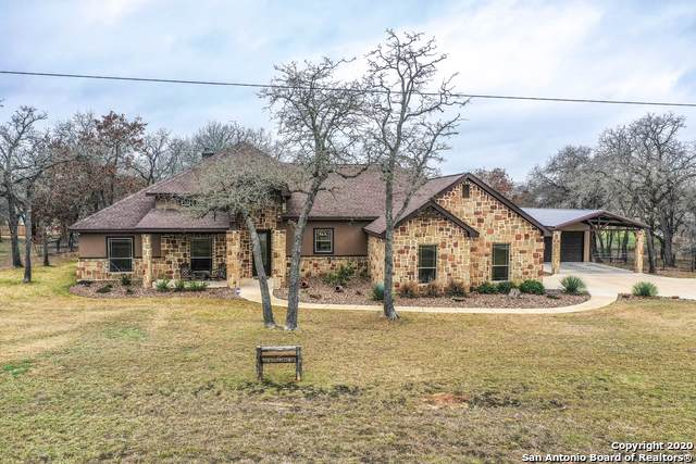 169 Woodlands Dr, La Vernia, TX 78121 (MLS #1433770) :: Alexis Weigand Real Estate Group