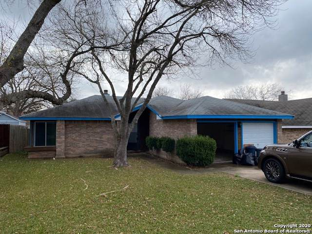 7802 Forest Ranch, Live Oak, TX 78233 (MLS #1433829) :: BHGRE HomeCity