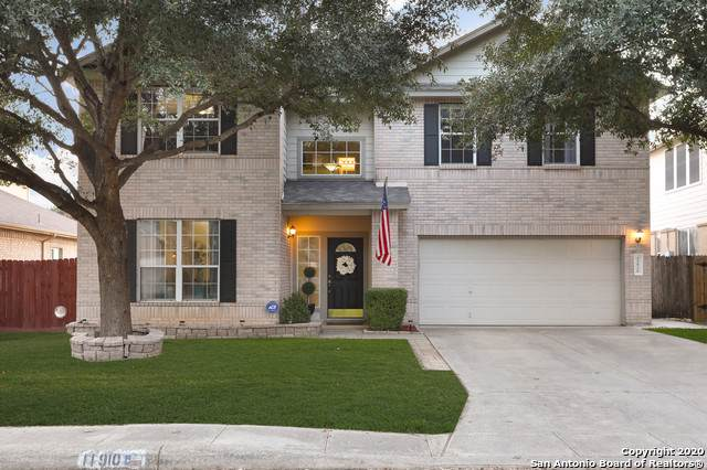 11910 Barkston Dr, San Antonio, TX 78253 (MLS #1433847) :: BHGRE HomeCity