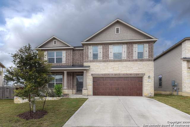 405 Landmark Gate, Cibolo, TX 78108 (MLS #1433891) :: Reyes Signature Properties