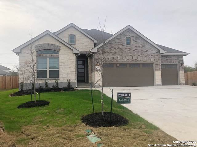 325 Waterford, Cibolo, TX 78108 (MLS #1433913) :: BHGRE HomeCity