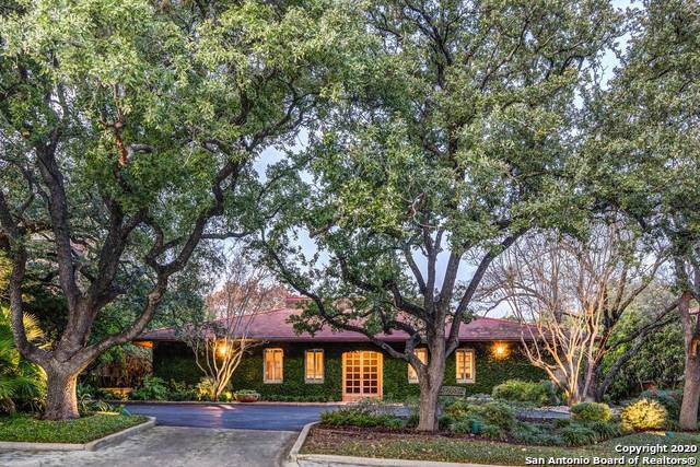 235 Argyle Ave, Alamo Heights, TX 78209 (MLS #1433941) :: Alexis Weigand Real Estate Group