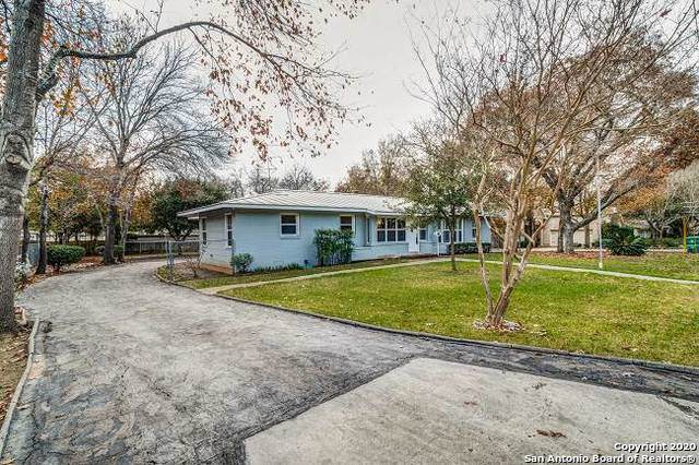 124 W Edgewood Pl, Alamo Heights, TX 78209 (MLS #1433980) :: Alexis Weigand Real Estate Group