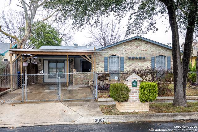 3007 Woodsage Dr, San Antonio, TX 78224 (#1433986) :: The Perry Henderson Group at Berkshire Hathaway Texas Realty
