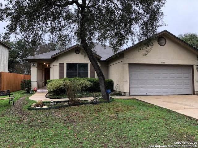16318 Walnut Creek Dr, San Antonio, TX 78247 (MLS #1433990) :: Berkshire Hathaway HomeServices Don Johnson, REALTORS®