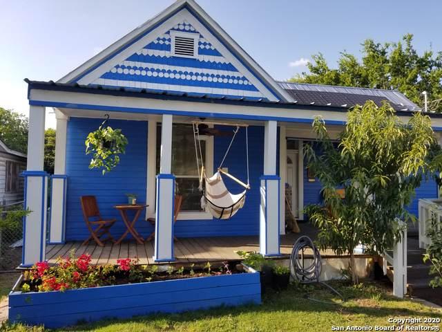 1117 Delaware St, San Antonio, TX 78210 (MLS #1433997) :: BHGRE HomeCity