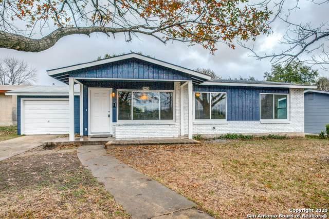 543 Pilgrim Dr, San Antonio, TX 78213 (MLS #1434070) :: Berkshire Hathaway HomeServices Don Johnson, REALTORS®