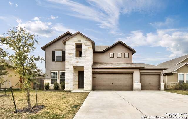 8221 Lovela Bend, San Antonio, TX 78254 (MLS #1434087) :: Alexis Weigand Real Estate Group