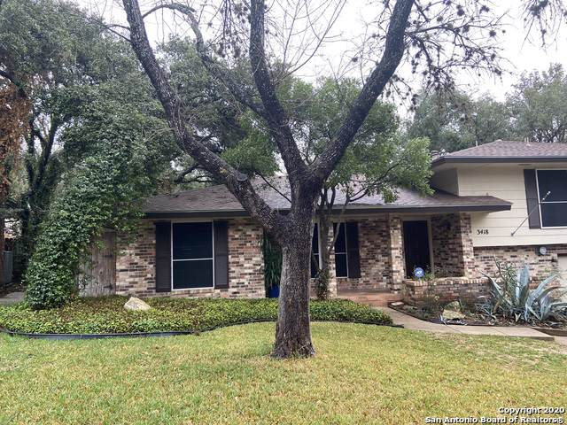 3418 Hopecrest St, San Antonio, TX 78230 (MLS #1434123) :: Keller Williams City View