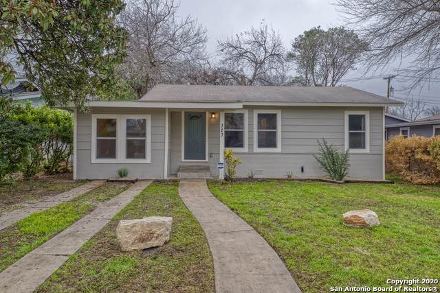 323 Nassau Dr, San Antonio, TX 78213 (#1434147) :: The Perry Henderson Group at Berkshire Hathaway Texas Realty