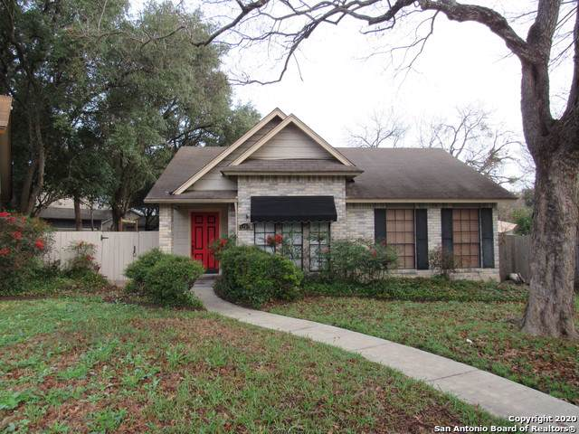 13634 Chapel Oaks, San Antonio, TX 78231 (MLS #1434188) :: BHGRE HomeCity