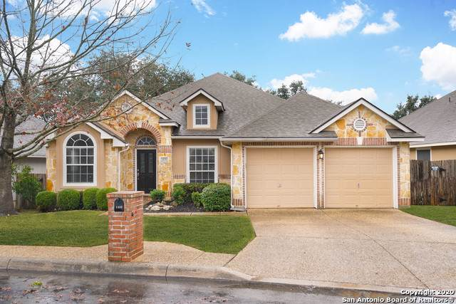 1406 Bluff Forest, San Antonio, TX 78248 (MLS #1434190) :: BHGRE HomeCity