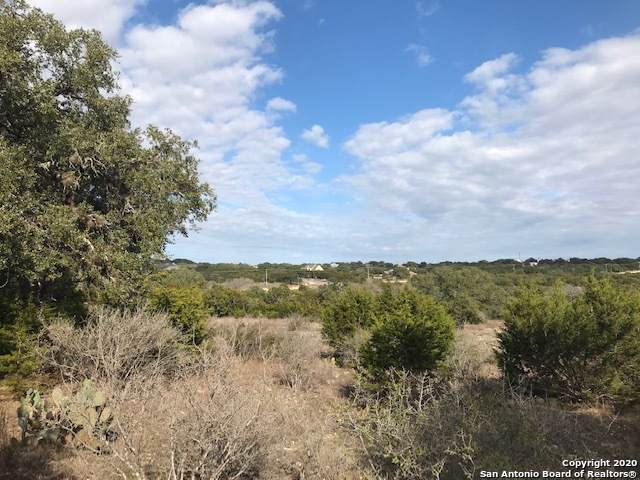 159 (LOT 1120R) High Point, Spring Branch, TX 78070 (MLS #1434195) :: NewHomePrograms.com LLC