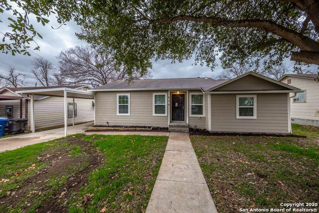 630 Glamis Ave, San Antonio, TX 78223 (MLS #1434220) :: Tom White Group