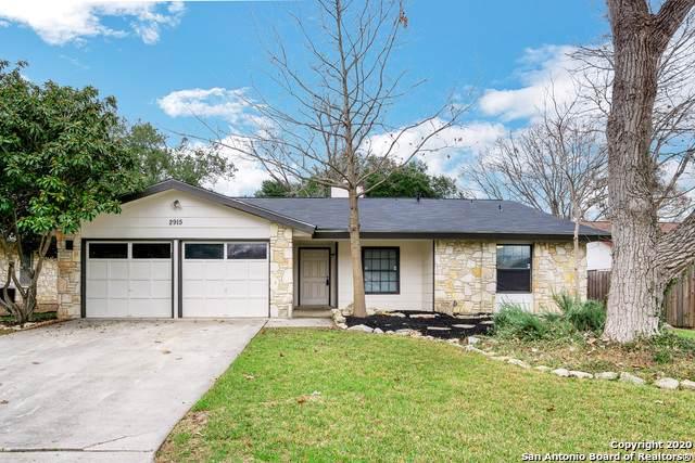 2915 Abercorn Dr, San Antonio, TX 78247 (MLS #1434249) :: BHGRE HomeCity
