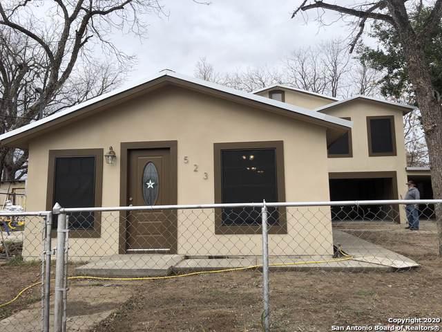 523 Dallas St, Pleasanton, TX 78064 (MLS #1434263) :: Glover Homes & Land Group