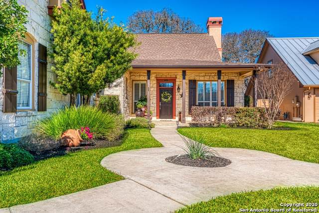 110 Village Circle, Boerne, TX 78006 (MLS #1434445) :: The Gradiz Group