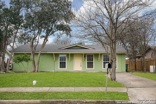 10618 Wayward Dr, San Antonio, TX 78217 (MLS #1434454) :: Alexis Weigand Real Estate Group
