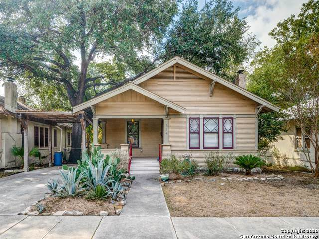 514 W Agarita Ave, San Antonio, TX 78212 (MLS #1434484) :: Tom White Group