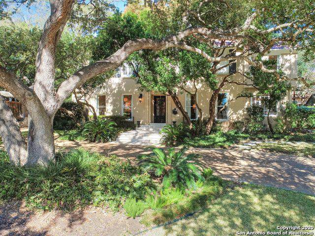 211 Ridgemont Ave, San Antonio, TX 78209 (MLS #1434533) :: Alexis Weigand Real Estate Group